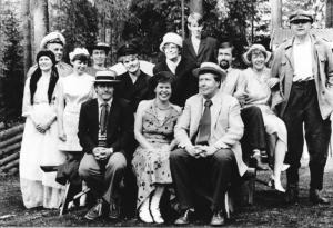 1984 Piikana ja perijättärenä